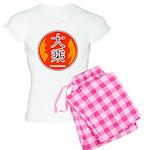 Mahayana In Chinese Women's Light Pajamas