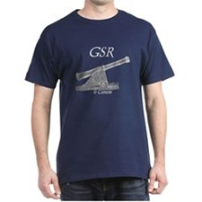 GSR is Canon Black T-Shirt