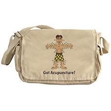 Got Acupuncture? Messenger Bag