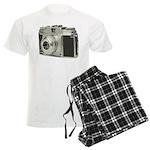 Vintage Camera Men's Light Pajamas