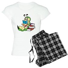 Cute Bookworm Pajamas