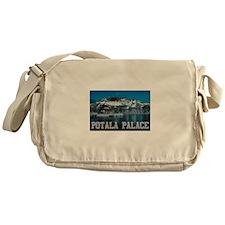 Potala Palace Messenger Bag