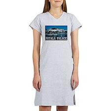 Potala Palace Women's Nightshirt