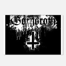 Gorgoroth Postcards (Package of 8)