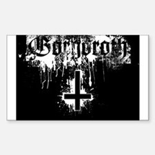 Gorgoroth Decal