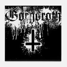 Gorgoroth Tile Coaster