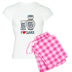 I Love Sake Pajamas