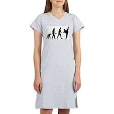 Kung Fu Evolution Women's Nightshirt