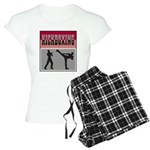 Kick boxing Women's Light Pajamas