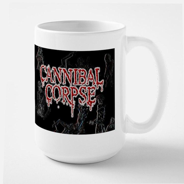 Cannibal Corpse Large Mug