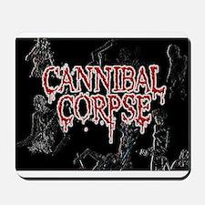 Cannibal Corpse Mousepad