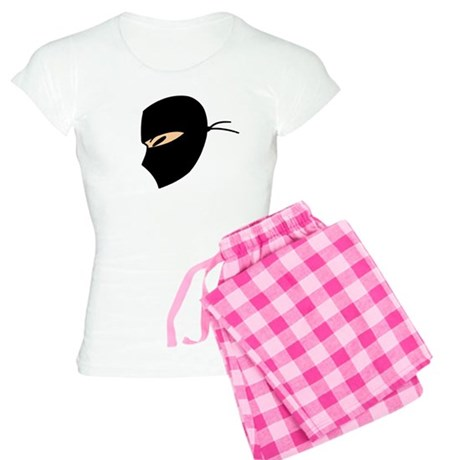 Ninja Face Women's Light Pajamas