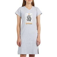 Samurai Women's Nightshirt