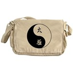 Taiji Messenger Bag