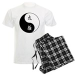Taiji Men's Light Pajamas