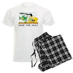 Save The Gulf Men's Light Pajamas