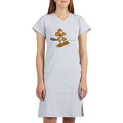 Beaver Women's Nightshirt