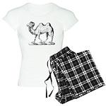 Camel Crest Women's Light Pajamas