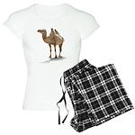 Hand Drawn Camel Women's Light Pajamas
