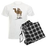 Hand Drawn Camel Men's Light Pajamas