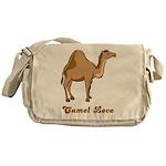 Camel Love Messenger Bag