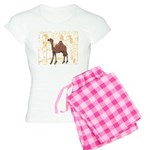 Egyptian Camel Women's Light Pajamas