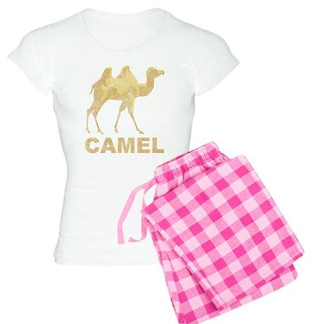 Vintage Camel Women's Light Pajamas