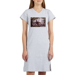 Garden Of Eden Women's Nightshirt