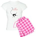 Got Monkey? Women's Light Pajamas
