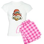 Christmas Penguin Women's Light Pajamas