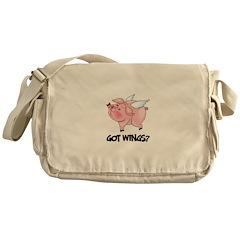 Got Wings? Messenger Bag