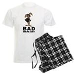Bad Hare Day Men's Light Pajamas