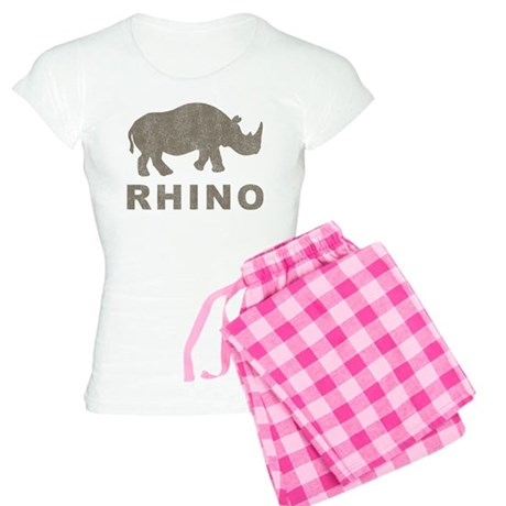 Vintage Rhino Women's Light Pajamas