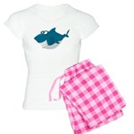 Cute Shark Women's Light Pajamas