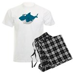 Cute Shark Men's Light Pajamas