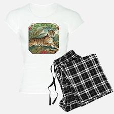 Save The Tigers Pajamas