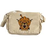 Fierce Tiger Messenger Bag