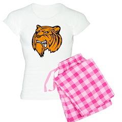 Fierce Tiger Pajamas