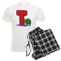 T For Turtle Pajamas