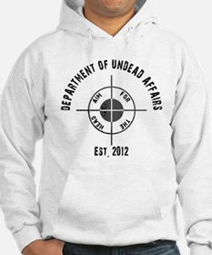 Department of Undead Affairs Hoodie