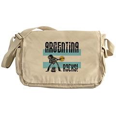 Argentina Rocks Messenger Bag