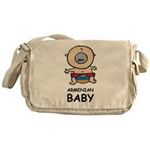 Armenian Baby Messenger Bag
