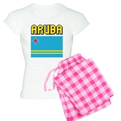 Aruba Flag Pajamas