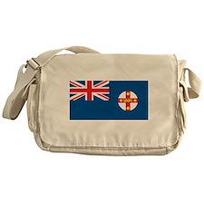 New South Wales Flag Messenger Bag