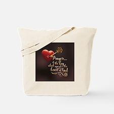 Heart of God Tote Bag