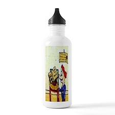 Teaching Trouble Water Bottle