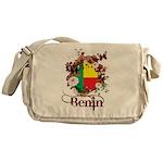 Butterfly Benin Messenger Bag