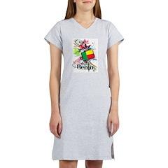 Flower Benin Women's Nightshirt