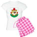 Bermuda Coat Of Arms Women's Light Pajamas