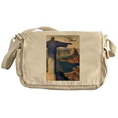 Brazil Messenger Bag